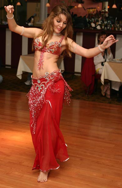 Maria Professional Belly Dancer For Hire San Francisco
