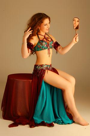 burgundy teal bella princess