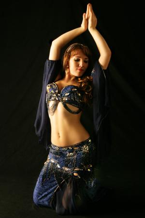 navy blue gold bella