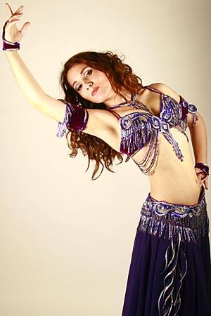 purple indigo silver bella